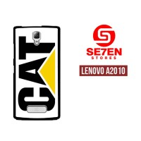 Casing HP Lenovo A2010 caterpillar logo Custom Hardcase Cover