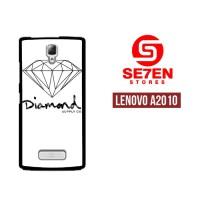 Casing HP Lenovo A2010 Black Diamond Supply Co Custom Hardcase Cover