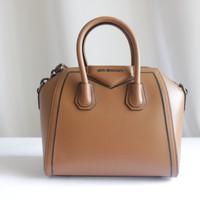 New Givenchy Antigona Mini Brown