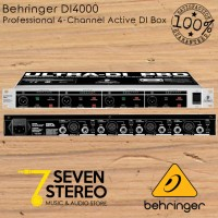Behringer DI4000 Direct Box For Live And Studio Recording