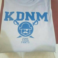 Tshirt Kick Denim, Baju, Kaos Pria Distro Kick Denim