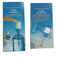 pompa galon manual kompa air minum aqua vit prima universal