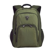Sumdex PON-394 Backpack for Laptop 15.4 Inch - Hijau