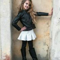 Jaket Anak Perempuan Wanita Cewek Semi Kulit Berkualitas Terbaik No 1