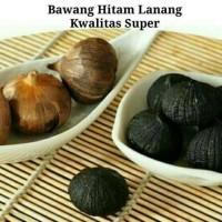Jual BAWANG PUTIH TUNGGAL-HITAM/BAWANG LANANG-BLACK GARLIC 500 GRAM Murah