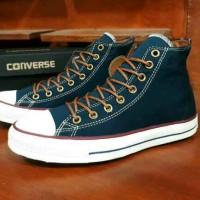 Sepatu converse tinggi original high dres pria sekolah sneakers