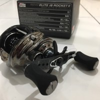 ABU GARCIA REVO ELITE IB ROCKET 9 (RIGHT HAND)