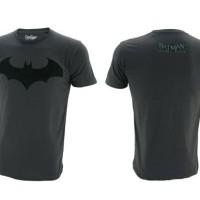Jual Kaos Superhero Batman Arkham Asylum Murah
