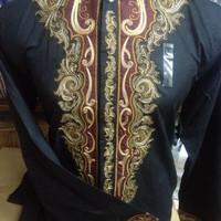baju koko Teluk Bayur lengan panjang
