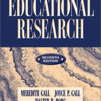 Buku Educational Research-An Introduction-7th Edition