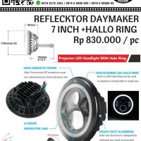 Reflektor daymaker 7 inc hallo ring