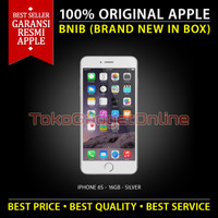 Garansi Resmi Apple Iphone 6s 16 Gb - Silver