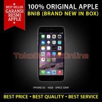 Garansi Resmi Apple Iphone 6s 16 Gb - Space Gray