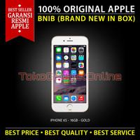 Garansi Resmi Apple Iphone 6s 16 Gb - Gold