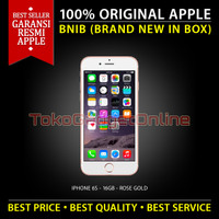 Garansi Resmi Apple Iphone 6s 16 Gb - Rose Gold