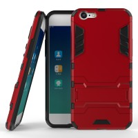 Case Iron Man Oppo A39 / Neo 10 Stand Robot/Transformer(Cover Hard