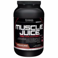 EXCLUSIVE MUSCLE JUICE REVOLUTION 2600 4.69 LBS (5 LBS) ULTIMATE NUTRI