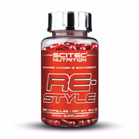 EXCLUSIVE Restyle 60 Caps Scitec Nutrition