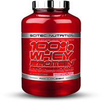 EXCLUSIVE 100% Whey Protein Professional 5.2 lbs Scitec Nutrition