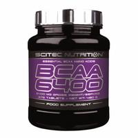 EXCLUSIVE BCAA 6400 125 Tabs Scitec Nutrition