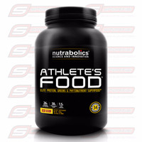 EXCLUSIVE Atheletes Food 2.38 lbs Nutrabolics