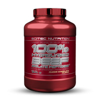 EXCLUSIVE 100% Hydrolyzed Beef Isolate Peptides 1800 gr Scitec Nutriti