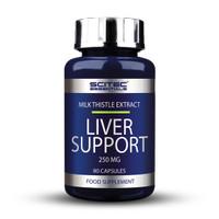 EXCLUSIVE Liver Support - Milk Thistle Extract 80 Caps Scitec Nutritio