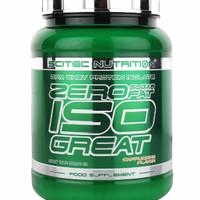 EXCLUSIVE Zero Sugar/Zero Fat Iso Great (IsoGreat) 2 lbs Scitec Nutrit