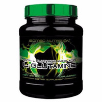 EXCLUSIVE Glutamine 300gr Scitec Nutrition
