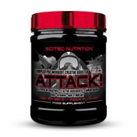 EXCLUSIVE Attack! 2.0 320 gr Scitec Nutrition