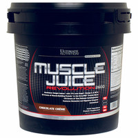 EXCLUSIVE MUSCLE JUICE REVOLUTION 11.10 LBS (11 LBS) ULTIMATE NUTRITIO