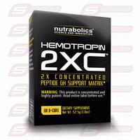 EXCLUSIVE Hemotropin 2XC 60 Caps Nutrabolics