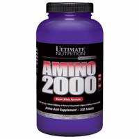 EXCLUSIVE AMINO 2000 ECER (50 TABS) ULTIMATE NUTRITION