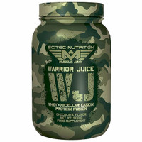 EXCLUSIVE Warrior Juice 2100 Gr Scitec Nutrition