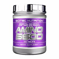 EXCLUSIVE Amino 5600 Scitec Nutrition 500 Tabs