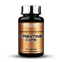 EXCLUSIVE Creatine 120 Caps Scitec Nutrition
