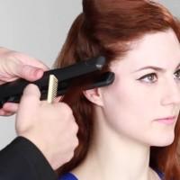 Johnson Hair Straightener Pelurus Rambut