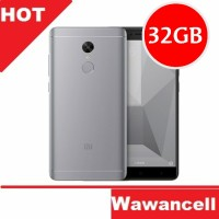 Jual Xiaomi Redmi Note 4 Pro (4X) - 3GB 32GB (3/32 GB) Snapdragon - Grey Murah