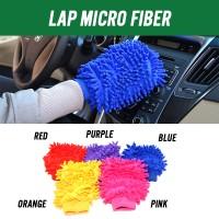 Jual Sarung Tangan Cendol/Lap Tangan Microfiber Serbaguna/Lap Tangan Cendol Murah