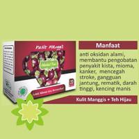 Jual JUAL Herbal Tea/Teh Kulit Manggis HIU Murah