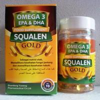 Jual READY Minyak Ikan / Fish Oil Gold Omega 3 Plus Murah