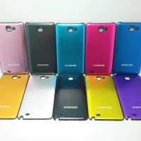 Back Case Aluminium Backdoor Samsung Galaxy Note 1 - Samsung N7000