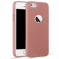 iPhone 5/ iPhone 5s/iPhone SE Baby Skin Ultra Thin Hard Case Rose Gold