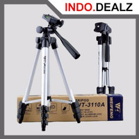 TERBATAS Tripod Kamera Weifeng WT 3110A Pocket Camera DSLR Action Came