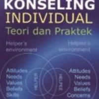 Buku Konseling Individual, Teori Dan Praktek