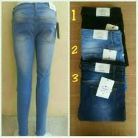 Jual Celana Jeans Wanita Soft Jeans Murah