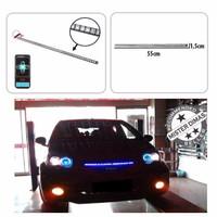 mobil Knight Rider Blue LED Incl Remote & Strobe