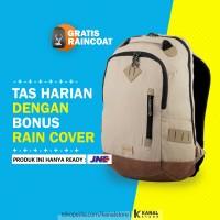 Jual Tas Ransel Backpack & Laptop Pria | RAYLEIGH FAWN| Model Terbaru Murah