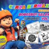 Ceria Bermain Bersama Boboiboy Vol. 2 by Animonsta Studio Sdn. Bhd