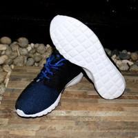 Eksklusif Marlee Sepatu Olahraga CG-01 Biru Dongker Terbaru